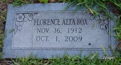 Florence Alta Box