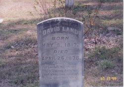 David Land