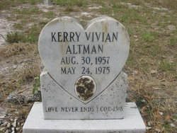 Kerry Vivian Altman