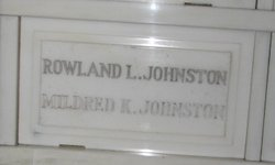 Rowland Louis Johnston