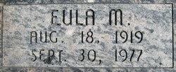 Eula Marie <I>Johnson</I> Backman