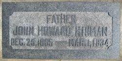John Howard Hinman