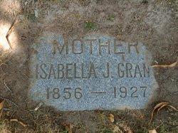 Isabella Jane <I>Ross</I> Grant