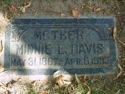 Minnie Leyson Davis