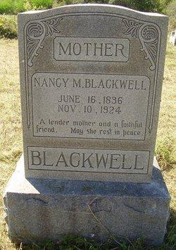 "Nancy Mariea ""Pet"" <I>Keese</I> Blackwell"