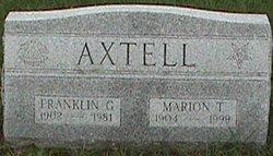 Marion <I>Thomas</I> Axtell