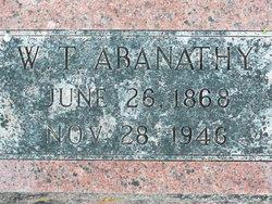 William Thomas Abanathy