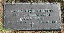 James Dois Melton