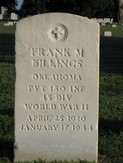 Frank M Billings