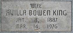 Avilla Mae <I>Bowen</I> Abbott