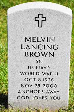 Melvin Lancing Brown