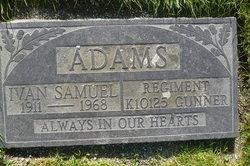 Ivan Samuel Adams
