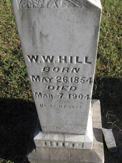 W. W. Hill