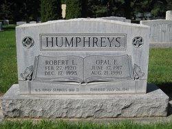 Opal Estelle <I>Ford</I> Humphreys