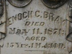 Enoch C Bray