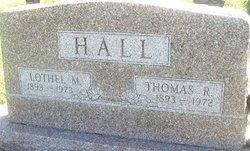 Lothel Mae <I>Jones</I> Hall