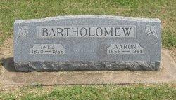 Inez <I>Poulson</I> Bartholomew