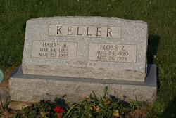 Harry Burkholder Keller