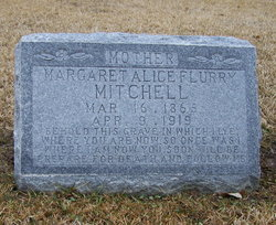 Margaret Alice <I>Flurry</I> Mitchell