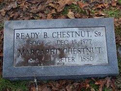 Ready Benjamin Chestnut, Sr
