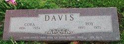 Cora <I>Willingham</I> Davis