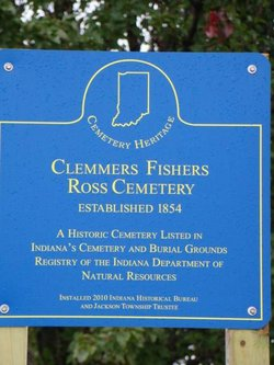 Clemmers Fishers Ross Cemetery