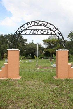 J N Tucker Memorial Cemetery Shady Oaks
