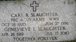 Carl Richard Slaughter