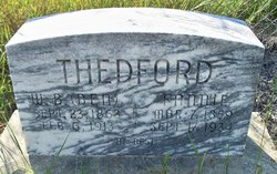 William Benjamin Thedford