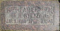 Ira Richard Steed, Jr