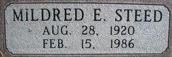 Mildred E. <I>Steed</I> Templeton