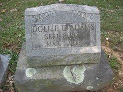 Dollie Jennett <I>Lentz</I> Adams