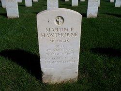 Martin P Hawthorne