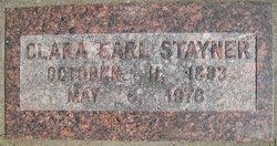 Clara <I>Earl</I> Stayner