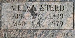 Melva <I>Steed</I> MaGee