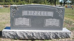 Sallie Lee <I>Ruff</I> Bizzell