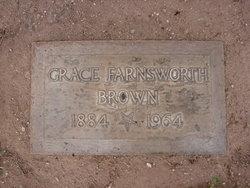 Marian Grace <I>Scott</I> Farnsworth Brown