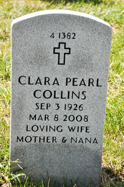 Clara Pearl Collins