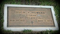 Capt Hugh V. Howard