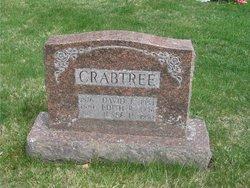 Edith Rae/Ray <I>Giberson</I> Crabtree