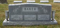 Mary A. <I>Simcoe</I> Baker