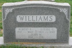 Emma Louise <I>Gibble</I> Williams