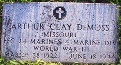Arthur Clay DeMoss