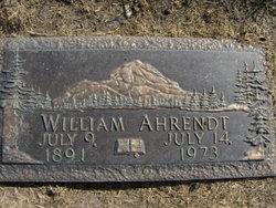 William Ahrendt