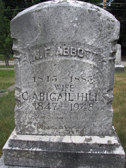Nathan Frederick Abbott