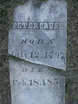 Peter Cruse
