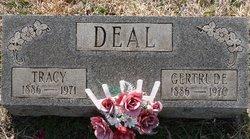 Erie Gertrude <I>Willis</I> Deal