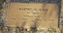 Harvey Henderson King