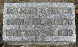 Benjamin Porter Horton