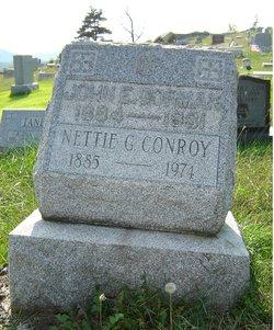 Nettie <I>Weyandt</I> Conroy